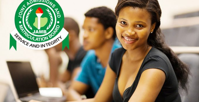 jamb direct entry change of course institution